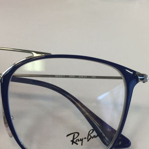 Ray-Ban Accessories - Ray Ban RB 6377 2906 Blue Matte Eyeglasses